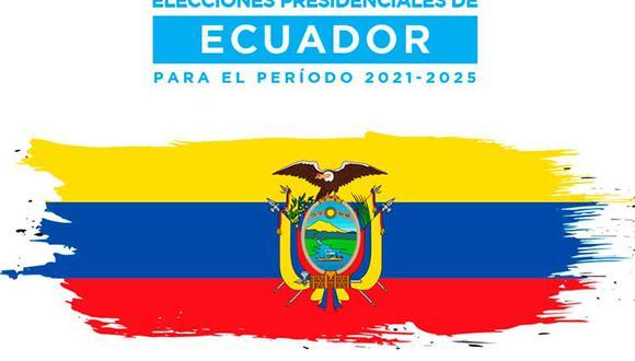 Ecuador elegirá el próximo 7 de febrero de 2021 a su Presidente Constitucional y Vicepresidente Constitucional para el período 2021-2025. (Foto: Consejo Nacional Electoral)