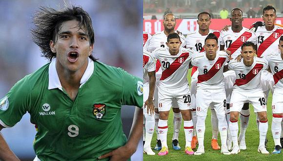 Selección peruana   Perú vs. Bolivia: Marcelo Martins y el día que comparó a Perú con campeón mundial