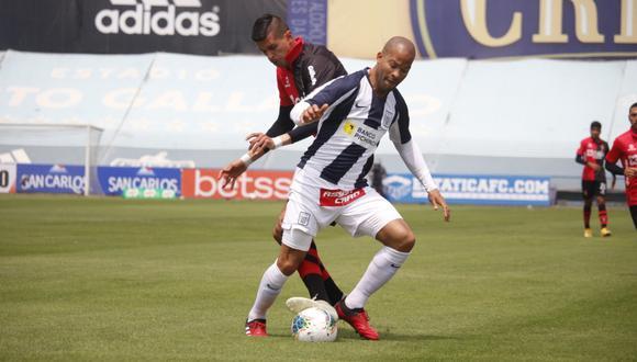 Alianza Lima empató 2-2 con Melgar con agónico empate [RESUMEN]. Foto: @LigaFutProf
