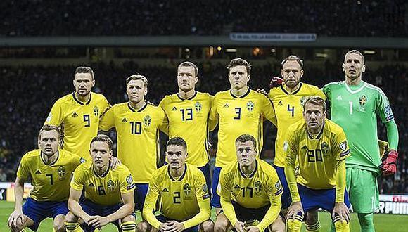 Selección Peruana: ¿Qué se sabe de Suecia último rival de la bicolor?