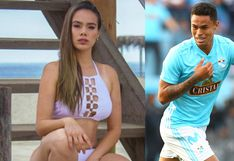 ¡AMPAY! Christopher Olivares: 'Zancudito' es el futbolista captado con Jossmery Toledo entrando y saliendo de un hotel [VIDEO]