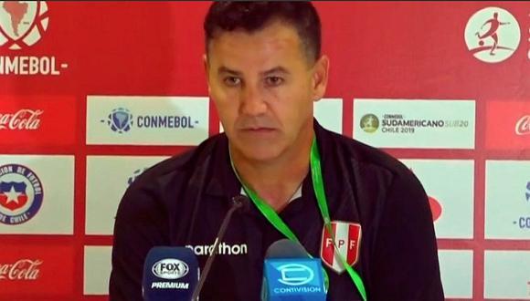 Daniel Ahmed: 'La mayor fortaleza de Perú es su juego' [VIDEO]