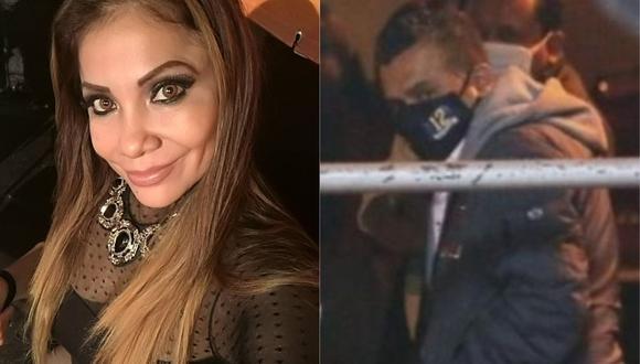 Marisol se pronuncia en defensa de Tony Rosado luego que el cantante fue intervenido en el Callao. (Foto: @marisol_y_la_magia_del_norte/GEC).