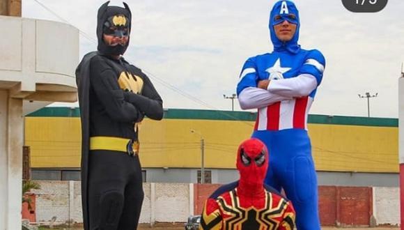 Liga 2   Jugadores de Juan Aurich celebraron Halloween con disfraces de superhéroes   FOTO
