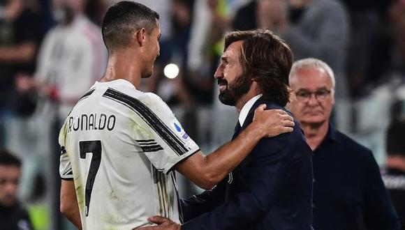 Cristiano Ronaldo se ha perdido tres partidos en Juventus. (Foto: AFP)
