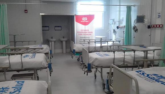 Los hospitales modulares serán implementados para atender a pacientes con COVID-19, informó EsSalud. (Imagen referencial/Archivo)