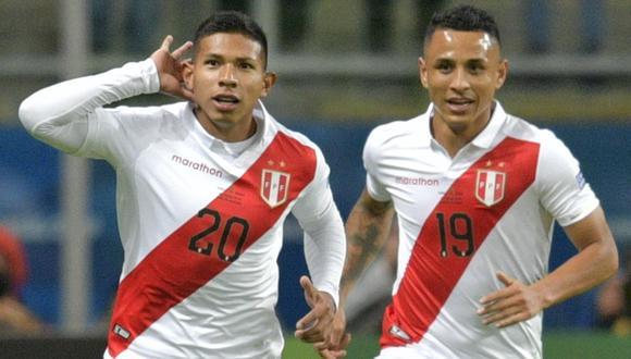 Edison Flores no podrá jugar ante Paraguay y Brasil por las Eliminatorias Qatar 2022. (Foto: GEC)