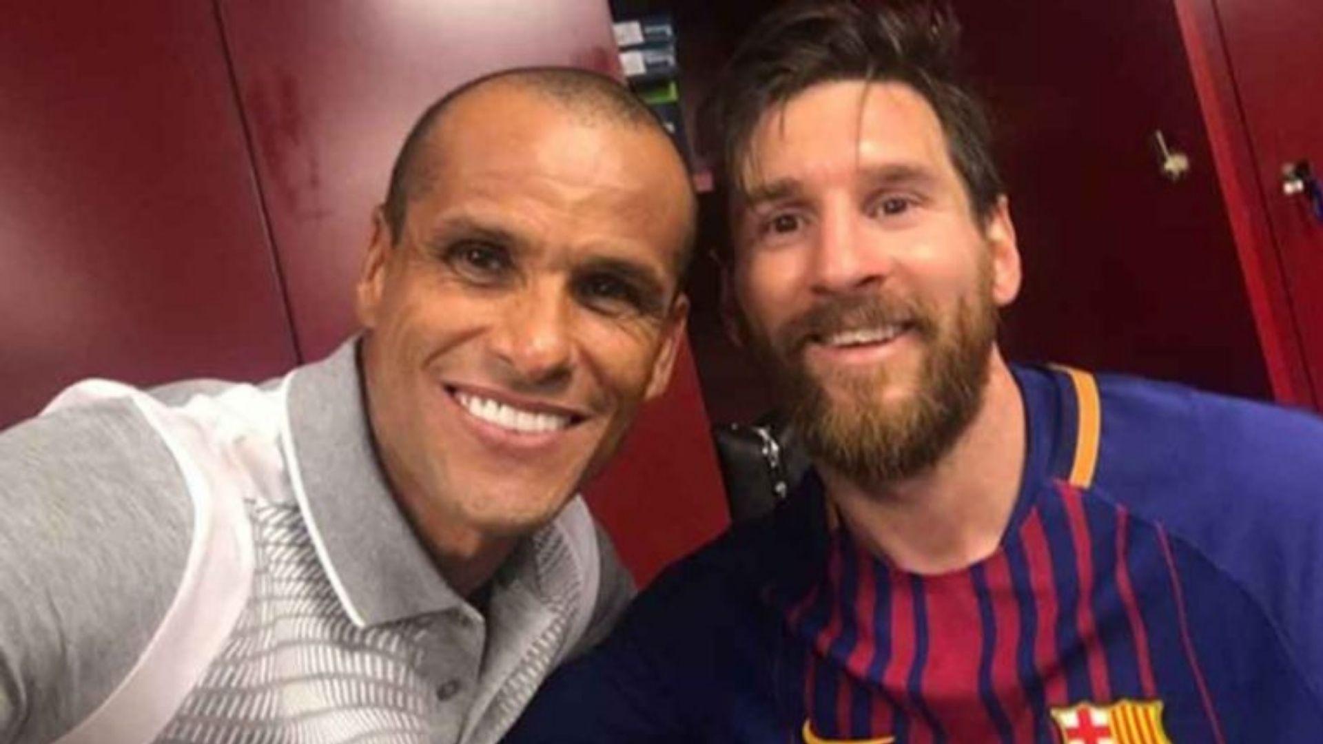 """Rivaldo aconseja a Lionel Messi sobre su futuro: """"En Francia brillará sin  problemas"""" - AP Noticias Perú"""