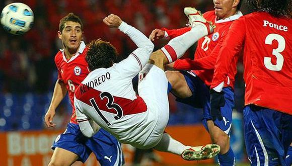 Selección peruana: Listo Operación triunfo en Chile
