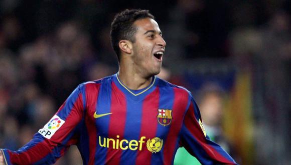 """Thiago Alcántara: """"El Barcelona se va a quedar con la Supercopa"""""""