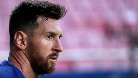 El Barcelona de Messi enfrentará al poderoso Bayern Múnich de Lewandowski, en los cuartos de final de la Champions League. FOTO: AFP