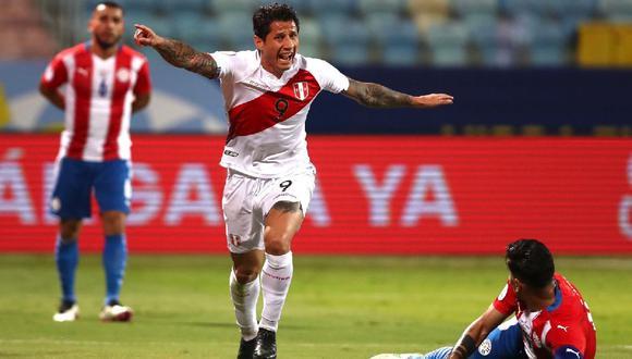 Gianluca Lapadula lleva dos tantos marcados en la Copa América. (Foto: Selección Peruana)