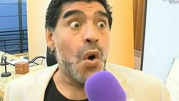 No creerás lo que le hicieron a Diego Armando Maradona [FOTO]