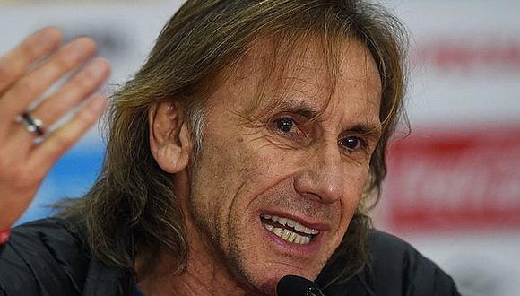 """Perú vs. Uruguay   Ricardo Gareca sobre Gabriel Costa: """"Creo que puede dar mucho más"""""""