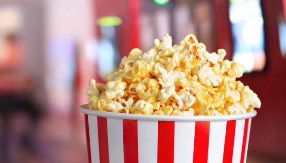 De acuerdo con Variety, las principales compañías de popcorn para microondas esperan una ganancia de $ 922 millones (Foto: Pixabay)