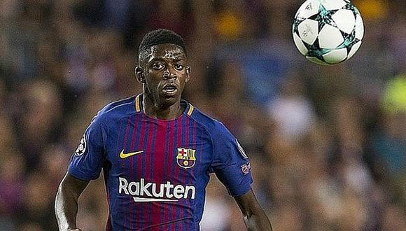 Dembelé es demandado por más de 20 mil euros