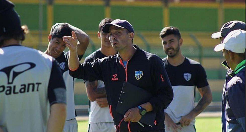 Equipo peruano que juega en la Copa Sudamericana despidió a su entrenador