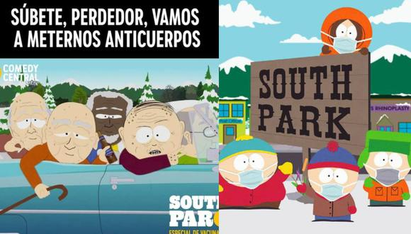 Un nuevo episodio de South Park dedicado a la pandemia por coronavirus se emitirá este miércoles 24 de marzo. FOTO: Comedy Central