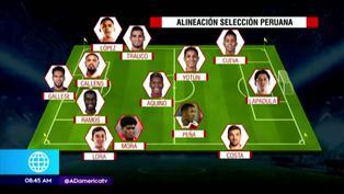 La posible alineación de Perú para enfrentar a Argentina por las Eliminatorias Qatar 2022