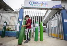 MML prevé inaugurar plantas de oxígeno en Rímac y Punta Hermosa en la última semana de mayo