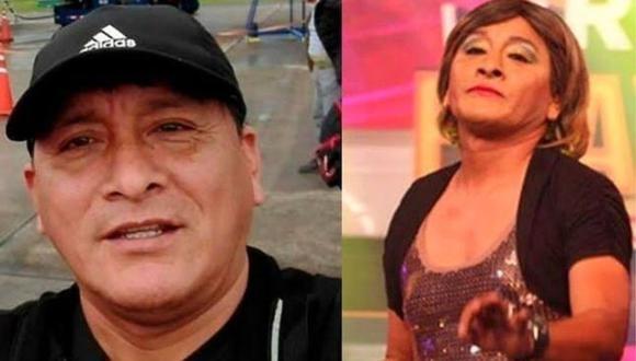 """""""La Bibi"""": Artistas nacionales lamentan la muerte de cómico Miguel Campos. (Foto: Facebook de Jhonny Carpincho Y Bibi Wantan Comicos)"""