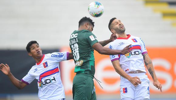 Alianza Lima no pudo con Alianza Universidad y empató 0-0 por la fecha 2 de la Fase 2 de la Liga 1. | Foto: @ligafutprof