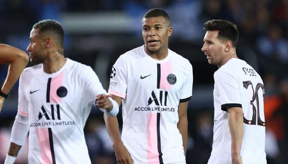 Los problemas con el calendario de la Ligue 1 en el año de Qatar 2022. (Foto: EFE)