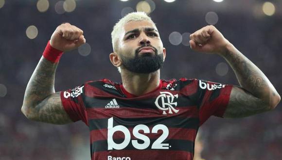 Gabriel Barbosa fue pieza clave en la reciente conquista de Flamengo en la Copa Libertadores. (Foto: Agencias)