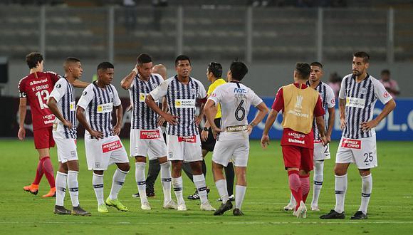 Las cinco claves de la derrota de Alianza Lima ante Inter de Porto Alegre