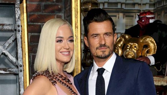Orlando Bloom cumple 44 años y Katy Perry le dedica amoroso saludo. (Foto: AFP)
