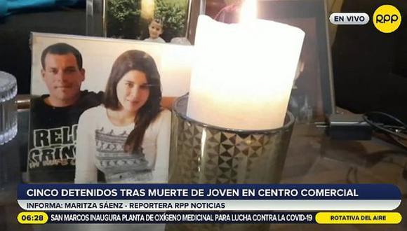 Familiares exigen justicia. (Foto: captura de televisión)