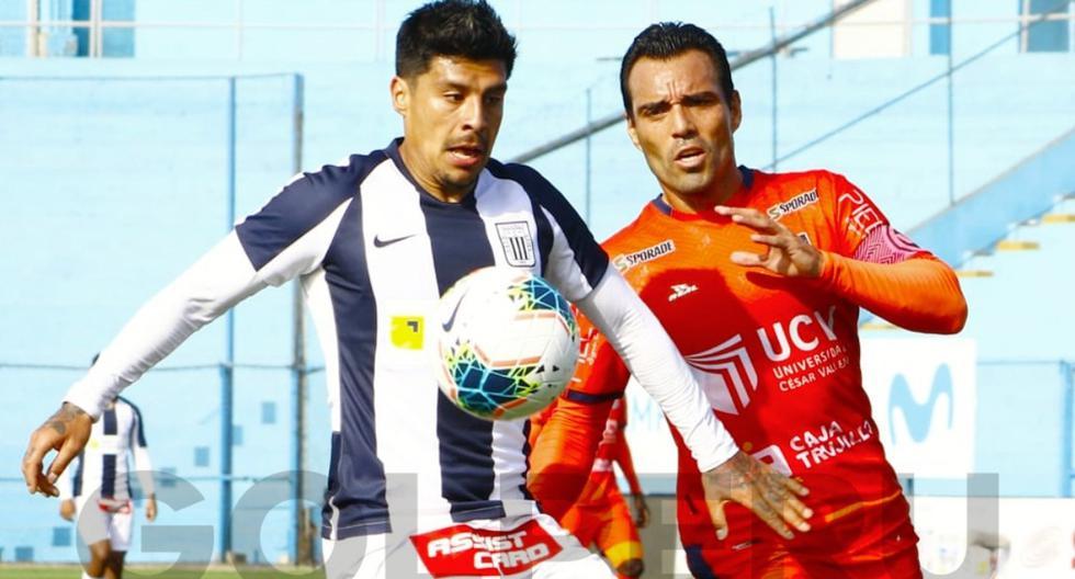 Alianza Lima empató 1-1 con Vallejo y sigue sin ganar en el Torneo Apertura [RESUMEN]