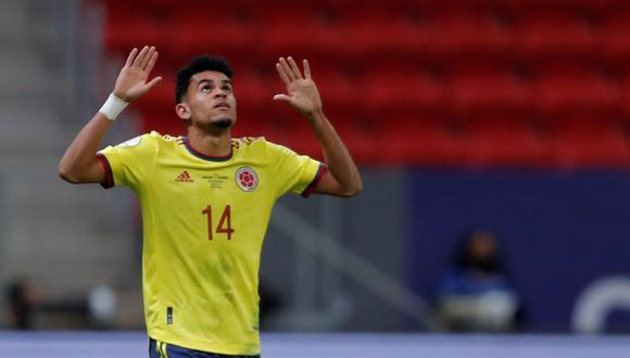 Colombia perdió por penales ante Argentina, tras igualar 1-1 en los 90 minutos. (Foto: EFE)