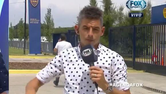 Boca Juniors: declaraciones de Jorge Bermúdez sobre Carlos Zambrano ocasionaron malestar en la interna xeneize   Video: Fox Sports