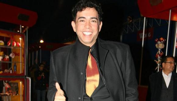 Ernesto Pimentel emocionado por su primer Día del Padre. (Foto: GEC)