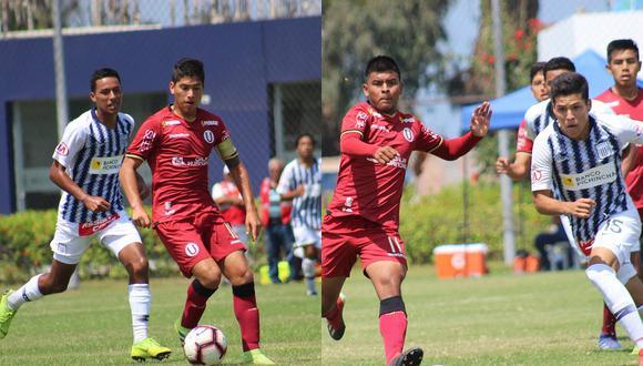 Alianza Lima vs. Universitario: con gol de Huamantica la 'U' ganó en reserva
