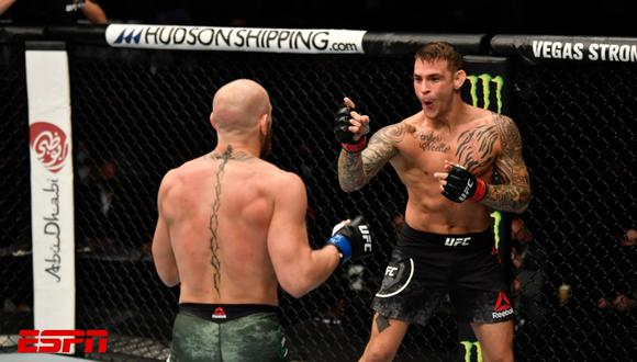McGregor vs Poirier 2: El estadounidense venció por TKO | OTROS-DEPORTES |  EL BOCÓN