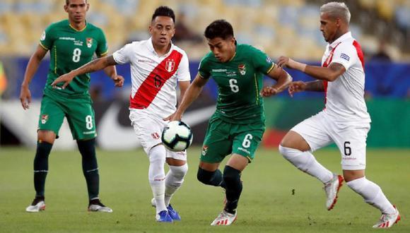 El encuentro por la fecha 5 de Eliminatorias se jugará en el Estadio Hernando Siles desde las 3 p. m. (Foto: EFE)