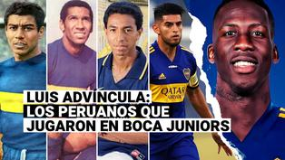 Luis Advíncula: todos los peruanos que jugaron en Boca Juniors