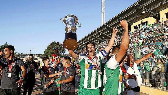 Polémica en Chile por otorgar título a un equipo que aún no es campeón