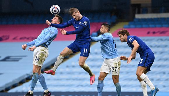 Manchester City vs. Chelsea: alineaciones confirmadas para la final de Champions League. (Foto: Agencias)