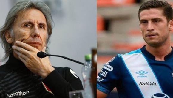 Ricardo Gareca habla sobre la posibilidad de Santiago Ormeño de ser convocado.