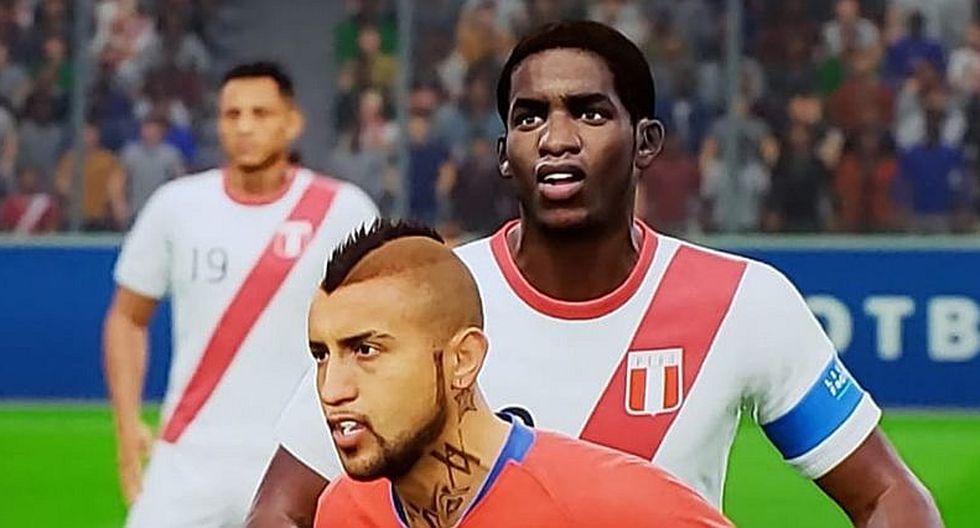 Selección peruana | FIFA 20: se filtran imágenes de la 'Bicolor' en el videjuego | FOTOS