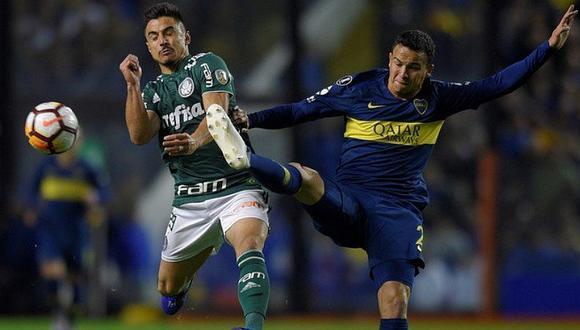 Figura de Boca Juniors está cerca de jugar con Andy Polo