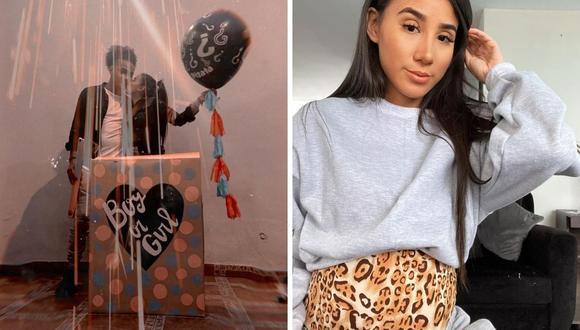 Samahara Lobatón enseñó los objetos con los que decorará la habitación de su bebé llamada Xianna. (Instagram: @sam_lobaton_klug).