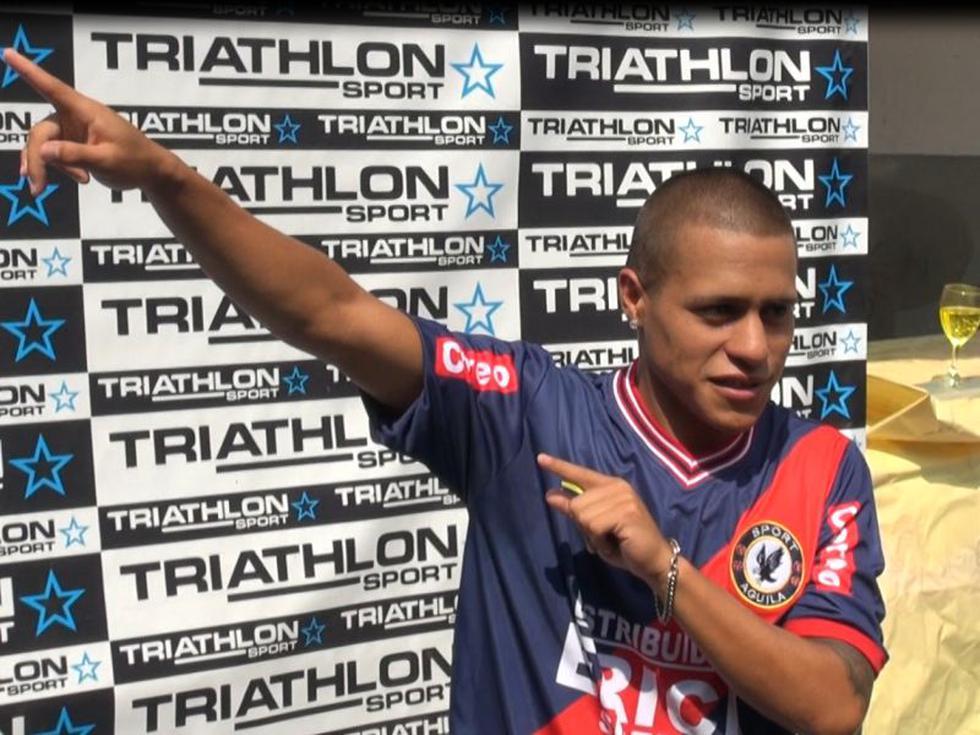 """Joao Contreras: """"Desde que me cayó el rayo me pusieron muchos apodos"""" [VIDEO]"""