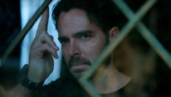 """Ginés García Millán, el villano de """"¿Quién mató a Sara?"""", asegura que la segunda temporada tendrá """"muchas sorpresas"""". (Foto: Netflix)."""
