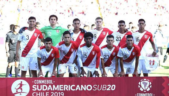 Jugó el Sudamericano Sub-20 con Perú y ahora está en la mira de Alianza