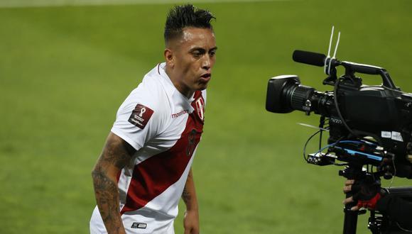 Christian Cueva perdió la pelota cuando Perú atacaba por hacer una demás y generó el gol boliviano.