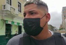 San Borja: Caen dos falsos repartidores de delivery que asaltaban a transeúntes bajo la modalidad de raqueteo |video|